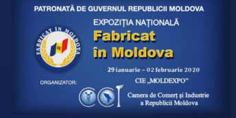 Fabricat in Moldova 2020